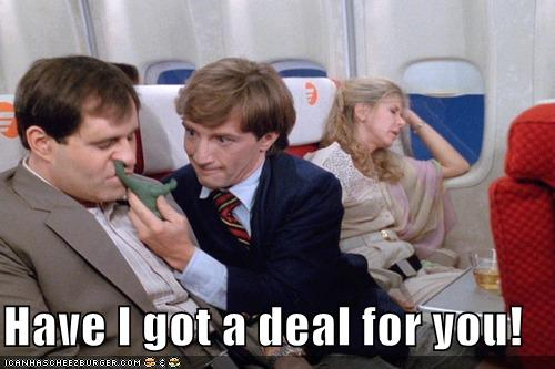 Have I got a deal for you!