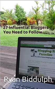 27 Influential Bloggers You Need to Follow by Ryan Biddulph
