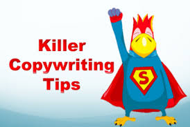 Killer Copy Writing Tips Graphic