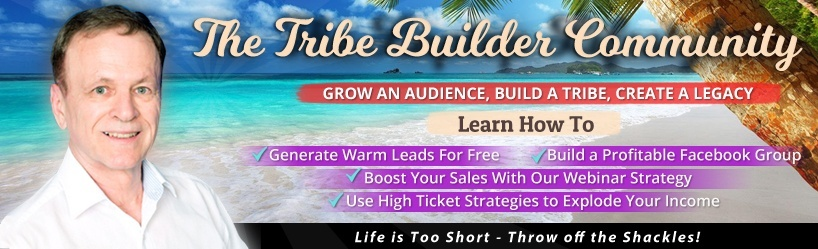tribe builder community facebook group