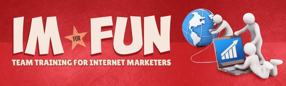 internet marketing for fun