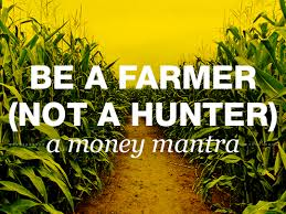 hunter or farmer marketer