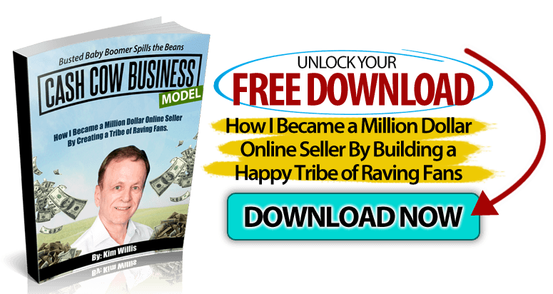 Cash Cow Business Model Ebook Cover