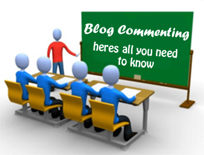Blog Commenting for Leads Classroom