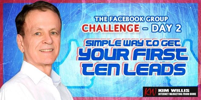 Facebook Group Challenge 2